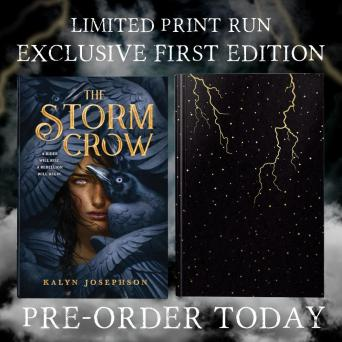 Storm Crow First Copy