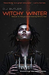 Witchy winter cover