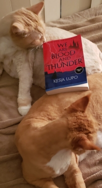 We Are Blood and Thunder Kesia Lupo