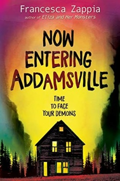 Now Entering Addamsville Cover