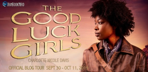 Good Luck Girls Tour Banner